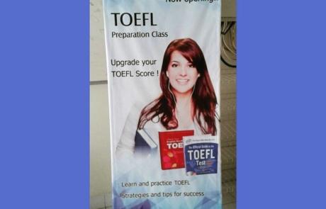 TOEFL Prep